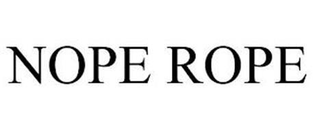 NOPE ROPE