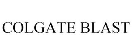 COLGATE BLAST