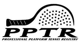 PPTR PROFESSIONAL PLATFORM TENNIS REGISTRY