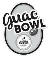 GUAC BOWL AVOCADOS FROM MEXICO ALWAYS IN SEASON