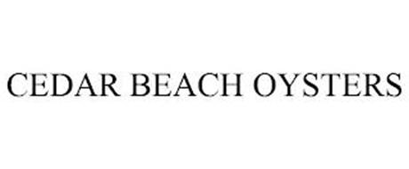 CEDAR BEACH OYSTERS