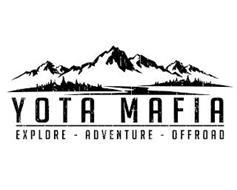 YOTA MAFIA EXPLORE - ADVENTURE - OFFROAD