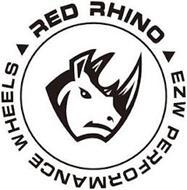 RED RHINO EZW PERFORMANCE WHEELS
