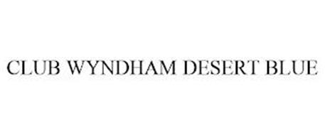CLUB WYNDHAM DESERT BLUE