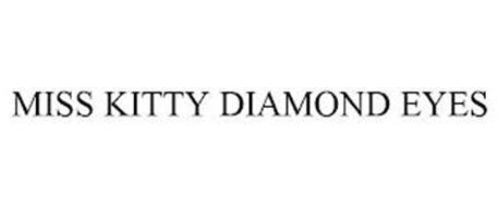 MISS KITTY DIAMOND EYES