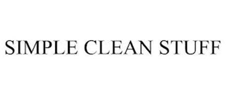 SIMPLE CLEAN STUFF