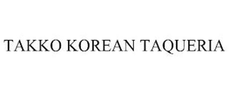 TAKKO KOREAN TAQUERIA