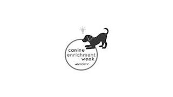CANINE ENRICHMENT WEEK WITH DOGTV