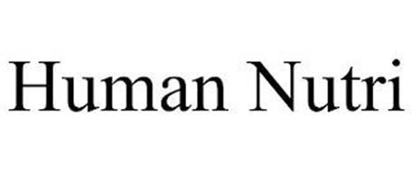 HUMAN NUTRI