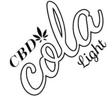 CBD COLA LIGHT