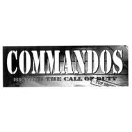 COMMANDOS BEYOND THE CALL OF DUTY TOP SECRET