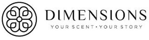 DIMENSIONS YOUR SCENT· YOUR STORY