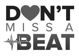 DON'T MISS A BEAT