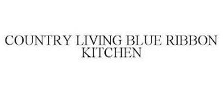 COUNTRY LIVING BLUE RIBBON KITCHEN