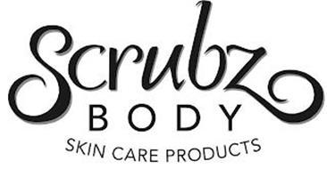 SCRUBZ BODY SKIN CARE PRODUCTS