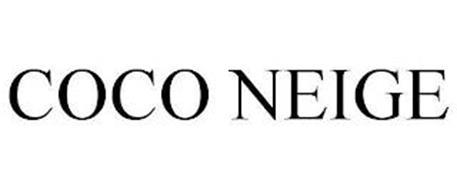 COCO NEIGE