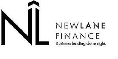 NL NEWLANE FINANCE BUSINESS LENDING DONE RIGHT.