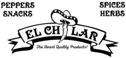 PEPPERS SNACKS SPICES HERBS EL CHILAR THE FINEST QUALITY PRODUCTS!