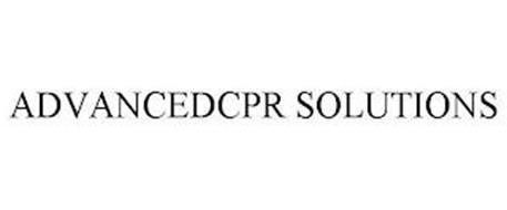 ADVANCEDCPR SOLUTIONS