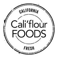 CALIFORNIA FRESH CALI'FLOUR FOODS