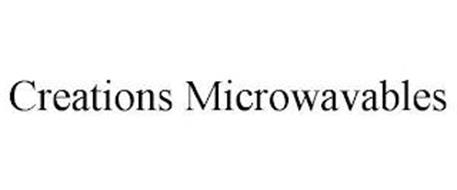 CREATIONS MICROWAVABLES