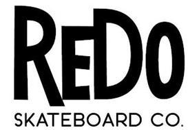 REDO SKATEBOARD CO.