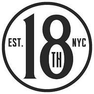 EST. 18TH NYC