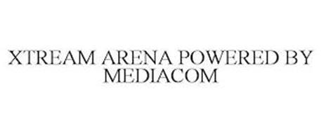 XTREAM ARENA POWERED BY MEDIACOM