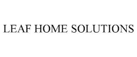 LEAF HOME SOLUTIONS