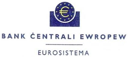 ¿ BANK CENTRALI EWROPEW EUROSISTEMA