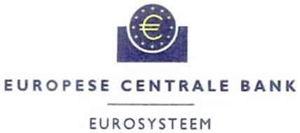¿ EUROPESE CENTRALE BANK EUROSYSTEEM