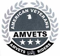 AMERICAN VETERANS AMVETS AMVETS RIDERS