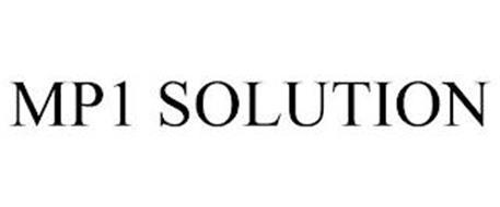 MP1 SOLUTION