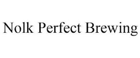 NOLK PERFECT BREWING