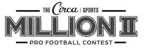 THE CIRCA | SPORTS MILLION II PRO FOOTBALL CONTEST