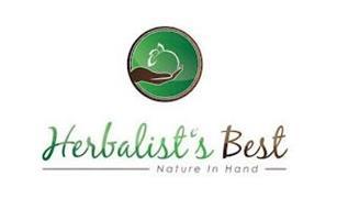 HERBALIST'S BEST NATURE IN HAND