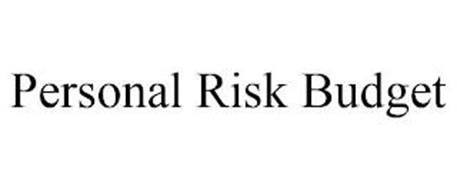 PERSONAL RISK BUDGET