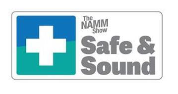 THE NAMM SHOW SAFE & SOUND