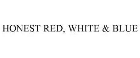 HONEST RED, WHITE & BLUE