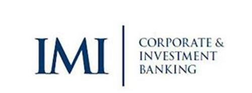 IMI CORPORATE & INVESTMENT BANKING