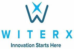 W, WITERX, INNOVATION STARTS HERE