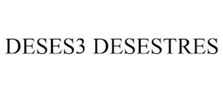 DESES3 DESESTRES