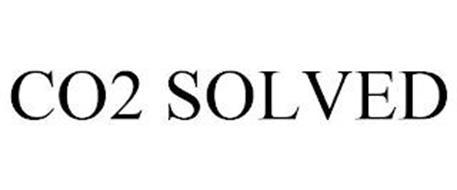 CO2 SOLVED