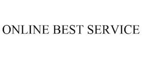 ONLINE BEST SERVICE