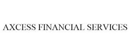 AXCESS FINANCIAL SERVICES