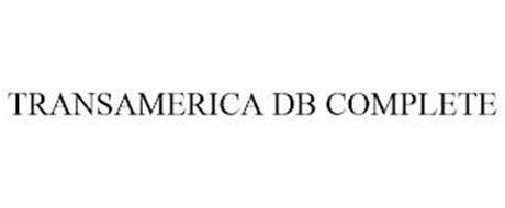 TRANSAMERICA DB COMPLETE