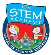 IGO STEM ACADEMY FOR YOUNG KIDS SCIENCE TECHNOLOGY ENGINEERING MATHEMATICS HANDS-ON LEARNING EXPERIENCE