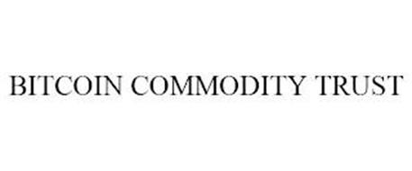 BITCOIN COMMODITY TRUST