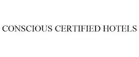 CONSCIOUS CERTIFIED HOTELS