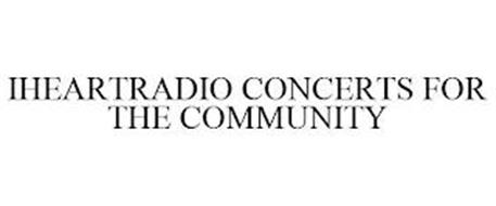 IHEARTRADIO CONCERTS FOR THE COMMUNITY